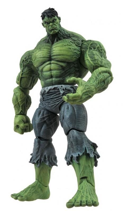 Disney Marvel Select Savage Hulk