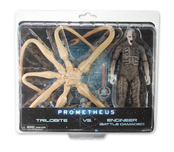 Exclusive Toys R Us Prometheus 2-Pack