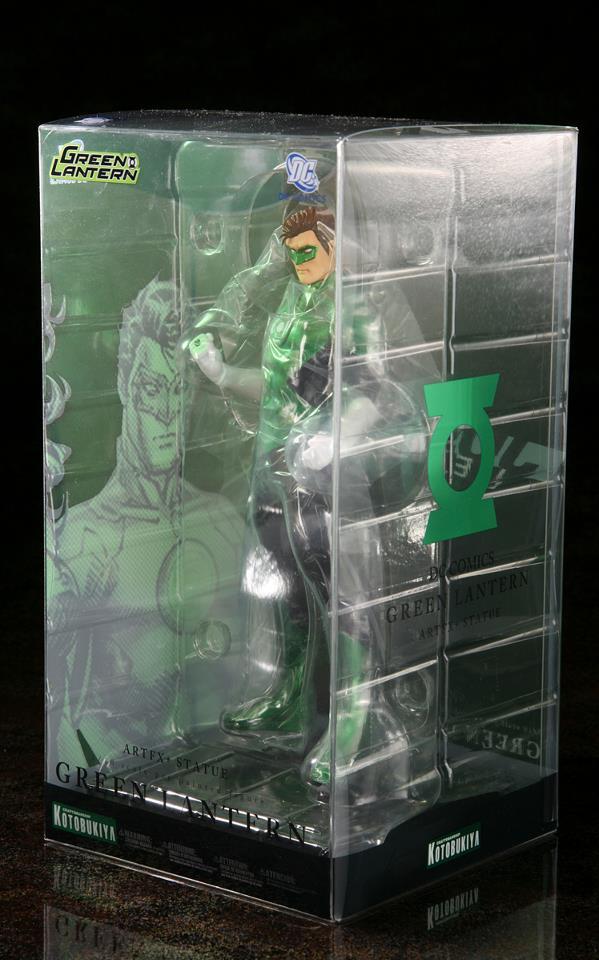 Green Lantern ArtFX Statue Kotobukiya