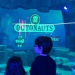 Les Octonauts s'invitent à l'Aquarium de Paris