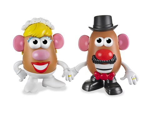 Pack M et Mme Patate Mariage