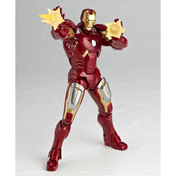 Revoltech Iron Man MarkVII