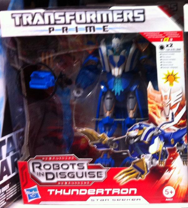 Transformers Prime Thundertron