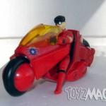 Review : Akira la moto de Kaneda version Bandai de 1988