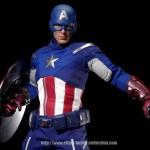 Hot Toys publie 70 images de son Captain America Avengers !