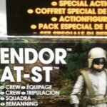 Pack Endor AT-ST Crew et Pack Ewok Scouts  Disneyland Paris