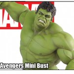 The Avengers - Hulk : le minibuste par Gentle Giant