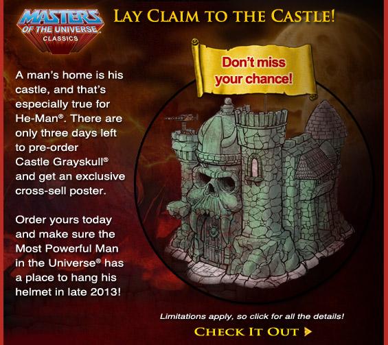 CastleGrayskull MOTUC