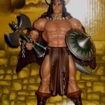 Histoire des jouets  : Musclor et Conan