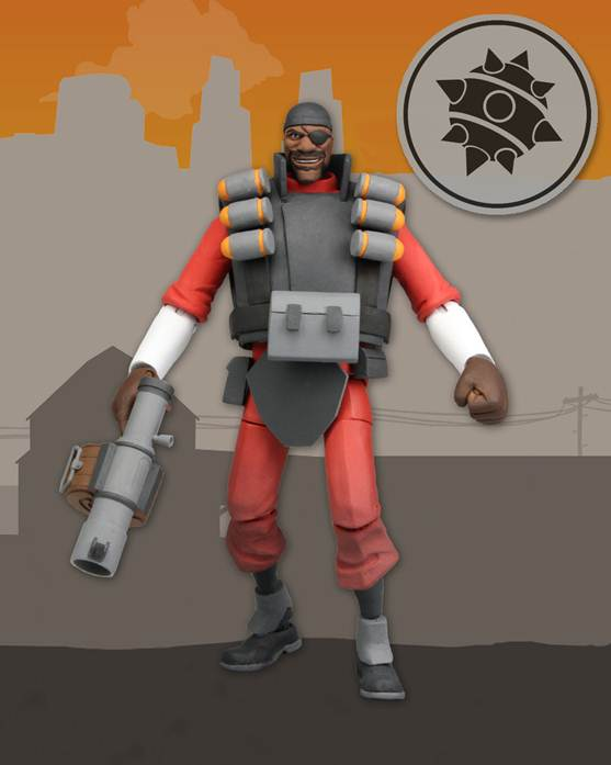 neca demoman team fortress 2