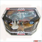 Star wars OTC : review Slave 1 et Boba Fett