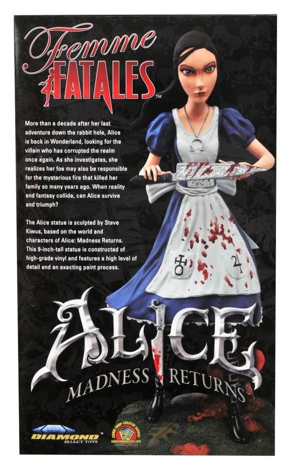 Alice-Madness-Returns-Femme-Fatale-Statue