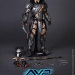 Scar Predator la première figurine AvP de Hot Toys