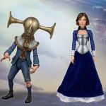 Bioshock Infinite les figurines