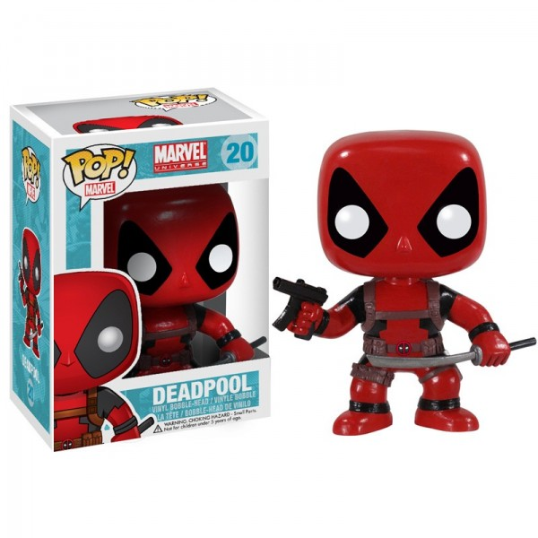 Deadpool Pop-Vinyl Funko