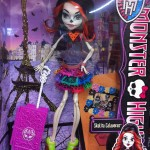 Monster High plein de nouveautés en France : Scaris, Ghouls Alive! et Create-A-Monster