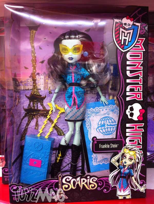 Monster High Scari frankie