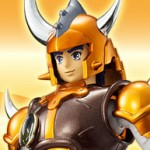 Kento - Yoroiden Samurai Troopers - Armor Plus