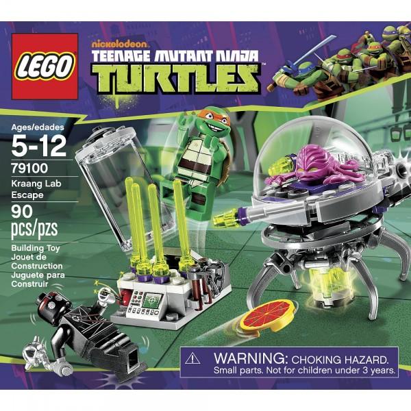 LEGO Teenage Mutant Ninja Turtles Kraang Lab Escape