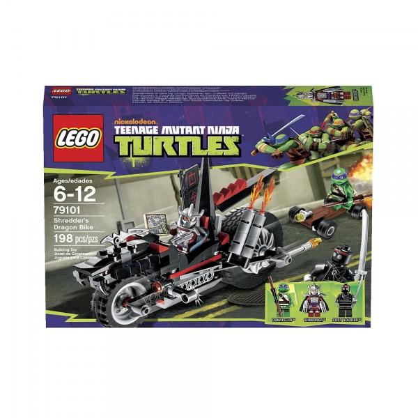LEGO Teenage Mutant Ninja Turtles Shredder's Dragon Bike