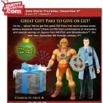 Une offre promo sur les gammes Motuc et Ghostbusters sur Matty