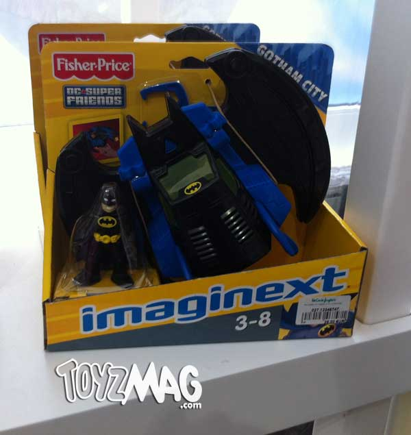 Madrid espagne Mattel imaginext (9)