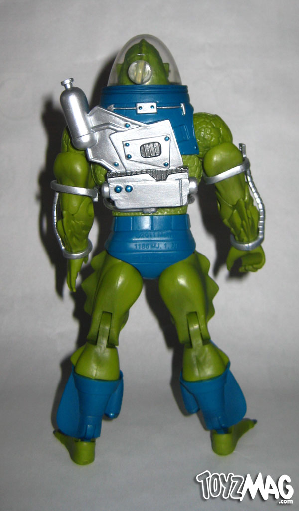 Slush Head motuc mattel 2012