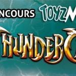 Résultat du Concours Thundercats – ToyzMag