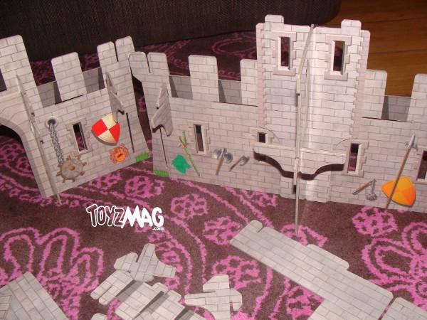 djeco pop to play chateau médiéval papo 3