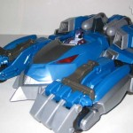 Review le ThunderTank par Bandai