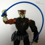 Review - Tygra Thundercats de Bandai