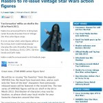 Star Wars : quand les médias vendent du vintage et se plantent