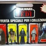 Offerta speciale per i collezionisti : 4-pack trilogo italien pour un prix raisonnable aux enchères