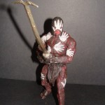 Le Seigneur des Anneaux : Berserker Uruk Hai par Toy Biz
