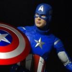 NECA : nouvelles photos du Captain America 1/4