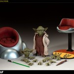 Yoda Jedi Master par Sideshow en prco demain
