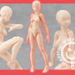 Review - Figma - She Archetype Flesh