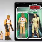 Bossk et Luke Skywalker X-Wing en Jumbo