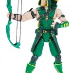 DC collectibles une nouvelle image du Green Arrow 10cm