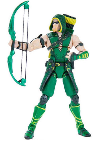 DC collectibles Arrow 10cm