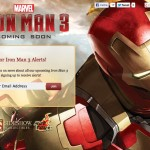 Iron Man 3 : Sideshow fait du teasing