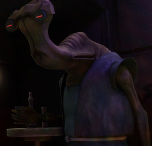 Ithorian- the clone wars