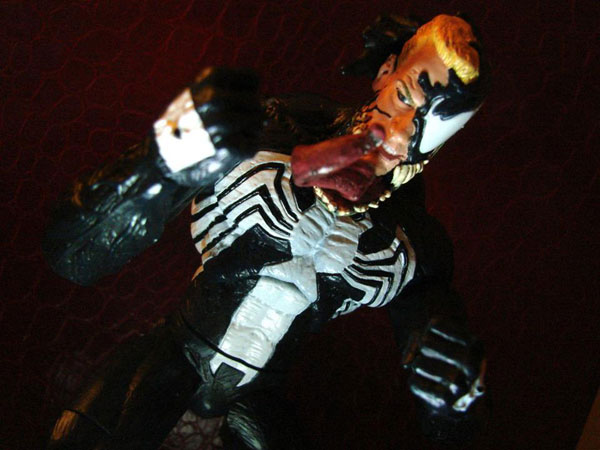 Marvel Select DST venom