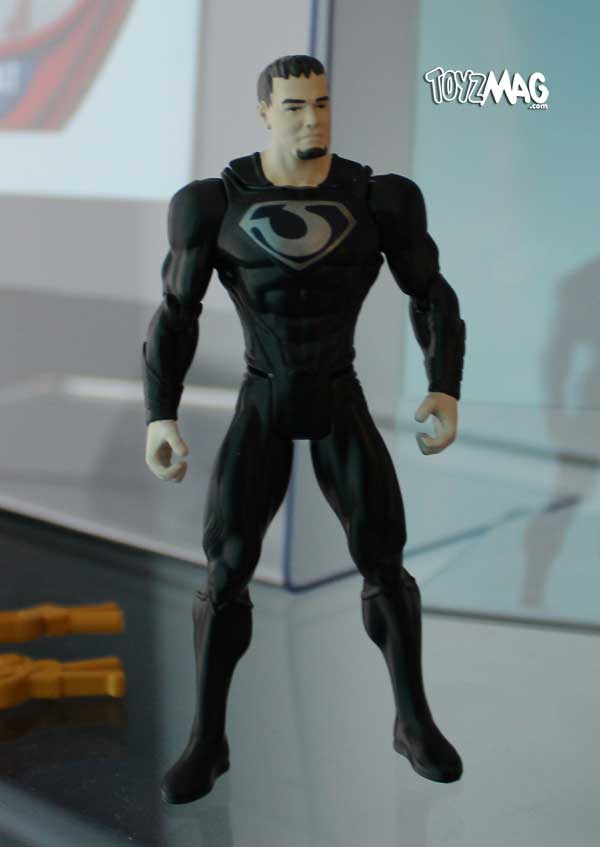 Man of steel Supeman Mattel (05)