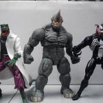 Marvel Select des nouvelles images du Rhino, du Lézard et de Venom