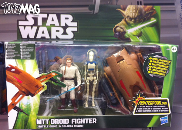 Star Wars Movie Heros 2013 Hasbro (1)