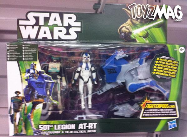 ToyzMag » Un poster des mini figurines Star Wars 2013 dans le Lego club
