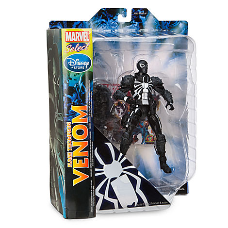 agent venom Marvel select Disneystore