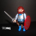 Playmobil : Review du guerrier celte