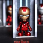Iron Man 3 : Hot Toys prsente ses cosbabies